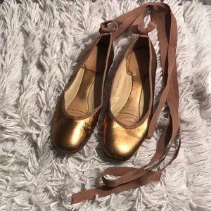 Kenneth Cole Ballerina Flats